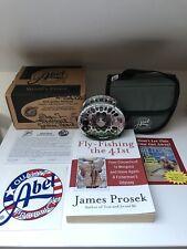 Abel Prosek Super 7 Wild Steelhead Fly Fishing Reel James Prosek Limited Edition