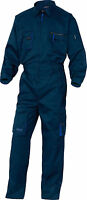 Delta Plus Panoply M2COM Mach2 Mens Kneepad Work Overalls Coveralls Boilersuit
