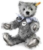 New Steiff Teddy Bear OLLY Jointed + Steiff Gift Box Ideal Boy Girl Gift 000409