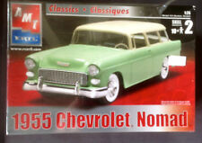AMT 1955 CHEVROLET NOMAD STILL SEALED 1/25TH SCALE PLASTIC MODEL KIT