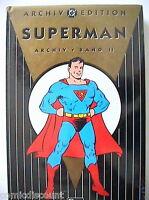 DC ARCHIV EDITION  7 - Superman # 2 ( Dino Verlag, deutsch ) Neuwertig