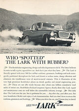 1960 Studebaker Lark spotted Classic Advertisement Ad