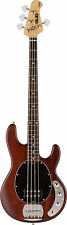 Sterling by Music Man Sub Series RAY4WS Electric Bass Guitar Walnut Satin