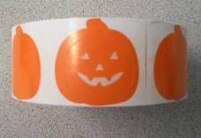 Pumpkin Jack O Lantern Sticker Scrapbooking Crafts 50CT
