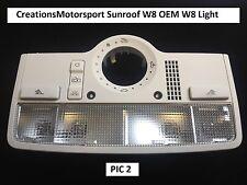 VW W8 Passat Golf Leon Skoda Luce Interna Bora Tetto apribile versione - 2