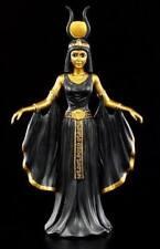 Kleopatra Figur stehend schwarz-gold - Deko Ägypten ägyptisch