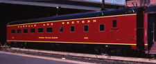 Norfolk and Western Passenger Car Decals O123