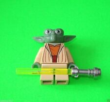 LEGO STAR WARS FIGUR ### YODA - JEDIMEISTER AUS SET 7964 - 8018 ### =TOP!!!