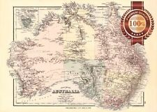 Unbranded Maps Decorative Posters