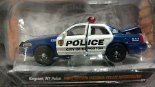 Jada Hero Patrol Kingston NY Police 2013 Ford Police Cop Car 1/64 Scale