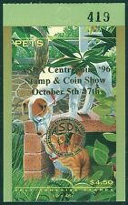 PETS 1996 booklet ASDA Centrepoint '96 overprint. Best price on ebay+ FREE POST