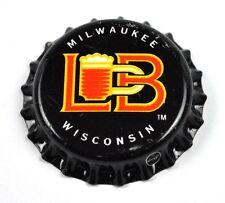Lakefront LB Milwaukee BEER BIER TAPA DE BOTELLA EE.UU. Gorra Junta Plástica