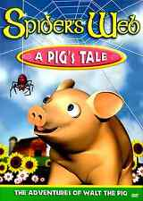Spider's Web: A Pig's Tale (DVD, 2006) Similar to Charlotte's Web, children kids