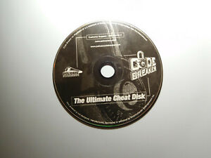 PlayStation PSOne Code Breaker The Ultimate Cheat Disc Pelican PS1