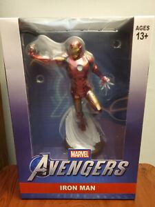 Iron Man Avengers Gamerverse Statue