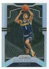 MICHAEL PORTER JR 2019-20 PANINI SILVER PRIZM REFRACTOR 2ND YEAR #88 **NUGGETS**
