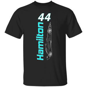 Men's Lewis Hamilton 2020 7x F1 Racing World Champion Black t Shirt s 4xl