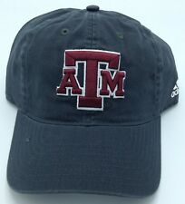 7bdae6420ff5d NCAA Texas A M Aggies Adidas Slouch Adjustable Back Cap Hat Beanie   EX93Z  NEW