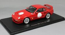 Spark Porsche 968 Turbo RS in Red 1993 S3457 1/43 NEW