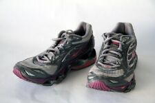 Mizuno Wave Prophecy 6 Womens  Authentic  Gray w/red Size 9
