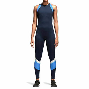 Adidas Originaux Femmes Wanderlust Body Combinaison Yoga Gym Tout En one piece