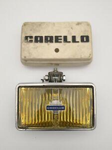 Carello Single Lamborghini Countach Fog light JOD Rare Used Working Condition