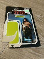 Star Wars - Return of the Jedi - Rancor Keeper- Vintage Cardback