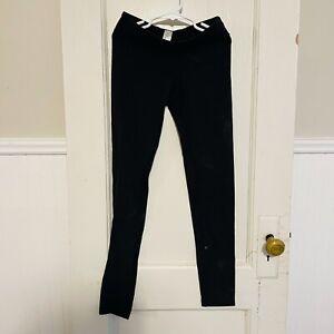 Ivivva By Lululemon Girls Black Leggings Size 8