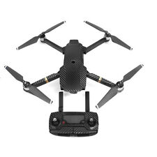 JMT Carbon Fiber Body Arm stickers Decal Skin Protector for DJI Mavic Pro Drone
