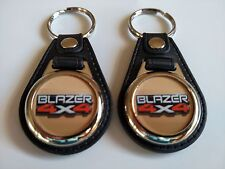 CHEVROLET BLAZER Keychain 2 pack
