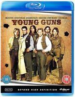 Young Guns [Blu-ray] [DVD][Region 2]