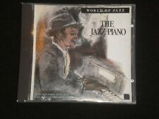 The Jazz Piano - WORLD OF JAZZ - Album CD - 1989 - 18 excellents TITRES