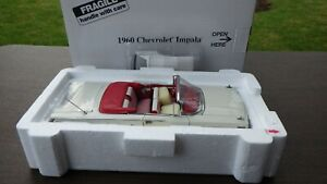 1960 CHEVROLET IMPALA DANBURY MINT w/ BOX
