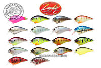 Lucky Craft LC 1.5 Silent Squarebill Crankbait 2-2/5in (60mm) 1/2oz - Pick