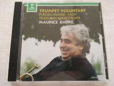 Trumpet Voluntary - Maurice Andre, Faerber, Marriner - CD NEUWERTIG near mint