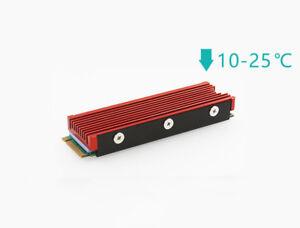 SM961 960PRO T10 XP941 PM961 M.2 NGFF NVMe PCIE 2280 SSD Heatsink Radiation Fin