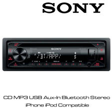 Sony MEX-N4300BT - Car CD MP3 USB Aux-In Bluetooth Stereo iPhone iPod Compatible