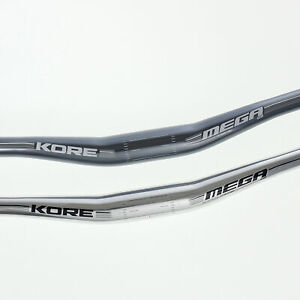 SILVER BICYCLE STEEL HANDLEBARS DOWNHILL VARIOUS BRAND AND SIZE