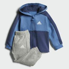 Neu adidas Performance Baby Trainingsanzug I SHINY TS für Jungen 11159577