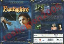DVD FANTAGHIRO CAVE OF THE GOLDEN ROSE 1991 Alessandra Martines Region 2 PAL NEW