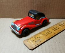 Vintage Friction MG Tin Car (Y) Made In Japan