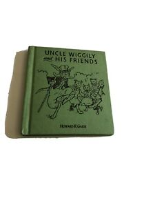 """""""1955"""" Uncle Wiggily and His Friends ~ Howard R. Garis (HARD COVER)."""