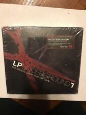 LINKIN PARK LP Underground 7 Fan Club CD T-Shirt Size Medium NEW