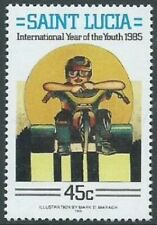 SAINT LUCIA - 1985 - International Youth Year - MNH Stamp - Sc. #792