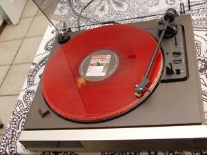 ITT HIFI 5010 PLATTENSPIELER Plattenspieler +Tonsystem
