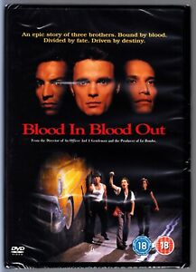 Blood In Blood Out (1993) DVD Region 4 (AUS) New & Sealed