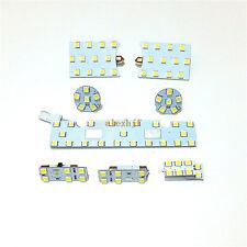 8Pcs LED Interior Reading Lights for Seat Leon MK3 2013~ON, 6000K 79LEDs 5050SMD