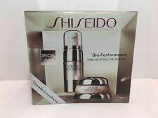 Shiseido - Bio Performance Time Fighting Program Ole Henriksen A Lil Love A Lot O Radiance: Pure Truth Youth Activating Oil .5 Fl Oz., Truth Serum Collagen Booster .5 Fl Oz.