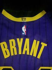 Nike Kobe Bryant Authentic City Edition Men's Jersey (LA Lakers) Lore Series