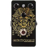 Catalinbread Galileo Distortion Rangemaster Booster Tone Guitar Effects Pedal